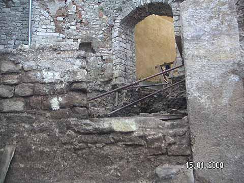 Otkrivena treća,  istočna vrata starog Poreča