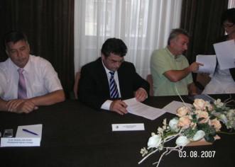 """Potpisani ugovori o sanaciji """"Košambre"""""""