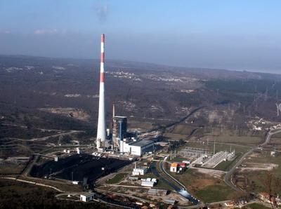 Plomin III na ugljen, LNG terminal u Omišlju