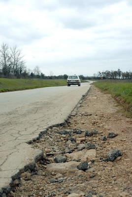 Problematične kaštelirske ceste