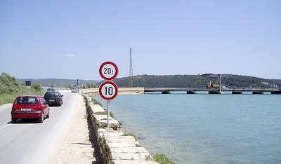 Uskoro obnova mosta na Antenalu