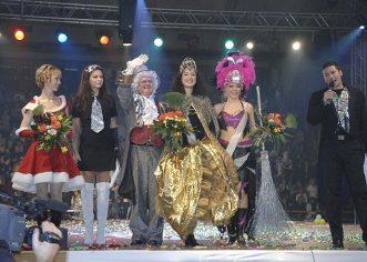 Izabrana kraljica Riječkog karnevala 2008.