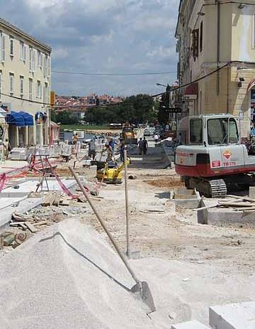 Ulica Nikole Tesle biti će dijelom asfaltirana…