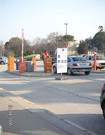 Počela naplata parkirališta kod tržnice i kod Općinskog suda