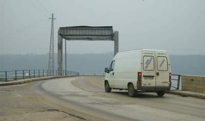 Obnova mosta na Antenalu nakon Uskrsa