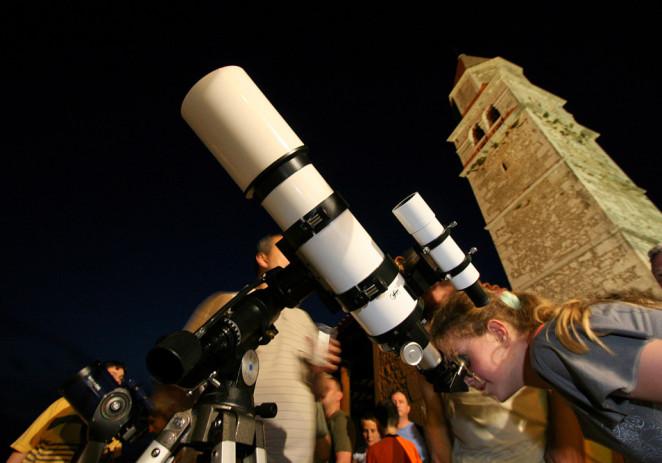 Otvoren natječaj za sudjelovanje na manifestaciji AstroFest 2008