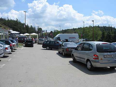 Što je rezultat ograđivanja parkirališta ispred Hypo Alpe Adria banke