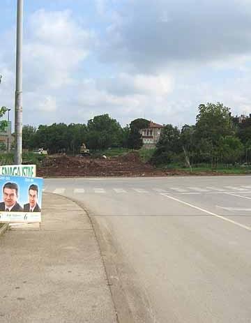 Počela gradnja pristupne ceste u novi poslovni objekat kod Vatrogasnog doma