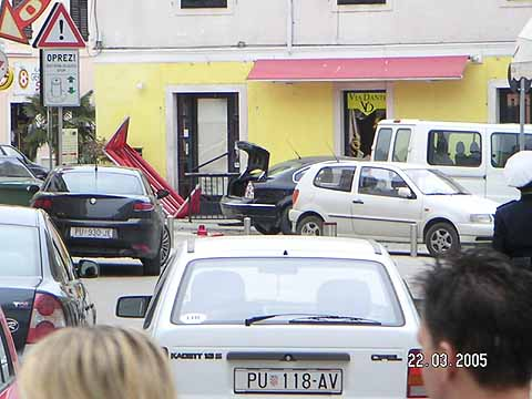<span class=crveni>Eksplozija u ulici Istarskog razvoda</span>