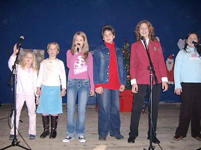 Vižinada: Glazbeni uvod u novu godinu