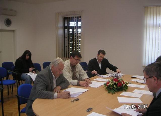 Poglavarstvo općine Tar – Vabriga utvrdilo konačni prijedlog Proračuna za 2007.godinu