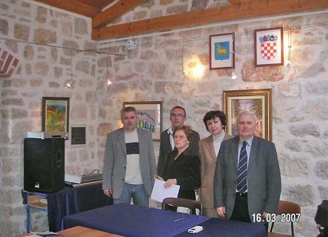 Poglavarstvo općine Funtana utvrdilo Prijedlog Proračuna za 2007. godinu