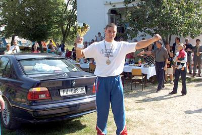 Poreč i Fuškulin dočekali svjetskog prvaka