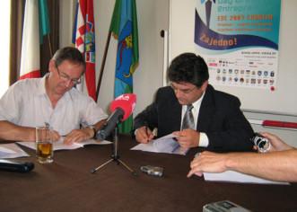 Potpisani ugovor i sporazum između Grada Poreča i Instituta za poljoprivredu i turizam – radovi na novom parkiralištu počinju slijedeći tjedan