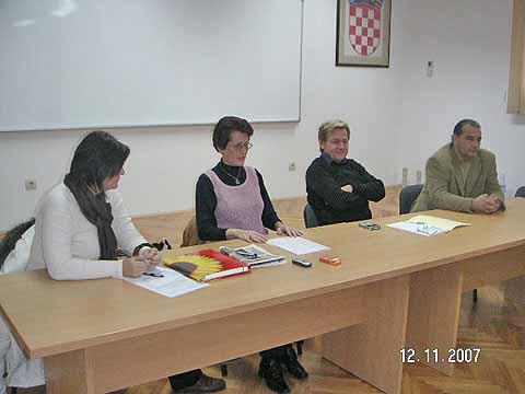 Tiskovna konferencija dijela gradskih vijećnika: komunikacija na sjednicama Gradskog vijeća