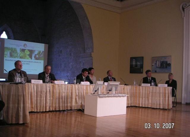 """4. Europski dan poduzetnika – održan porečki okrugli stol """"Poduzetnici u turizmu"""""""