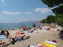 U Istri 34 % svih noćenja u Republici Hrvatskoj u prvih 7 mjeseci 2007.godine