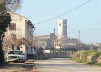 Sv. Lovreč: Radovi blokirani pripajanjem Gradina Vrsaru