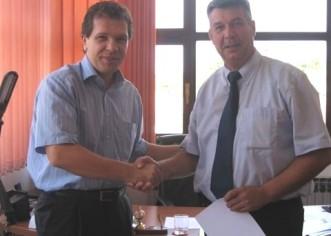 Potpisan Ugovor o isporuci utovarivača za odlagalište Košambra