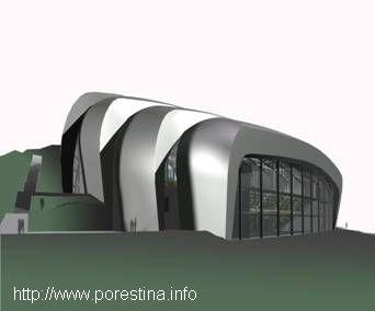 Privredna banka Zagreb kreditira izgradnju sportske dvorane
