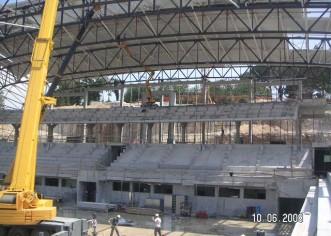 Kolika je trenutačno cijena gradnje sportske dvorane Žatika ?