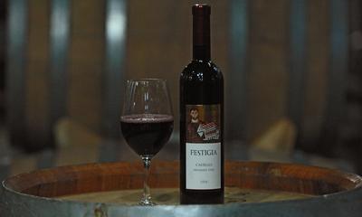 Zlatna istarska crna vina