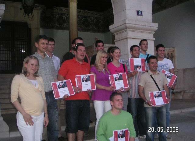 Završila rad prva generacija Poduzetničke akademije Poreč