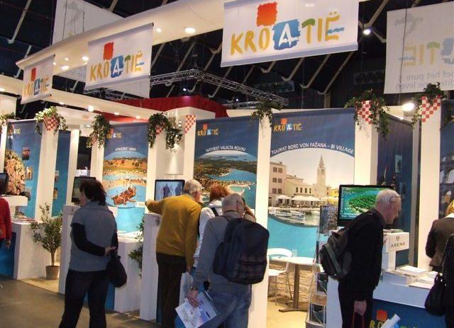 Turistička zajednica Grada Poreča u 2009. godini sudjeluje na 4 turistička sajma