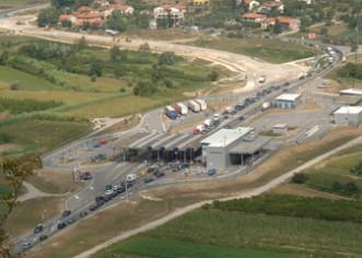 Stala gradnja autoceste Kopar – Izola