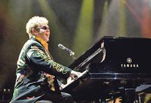 Sir Elton John 27. lipnja u pulskoj Areni
