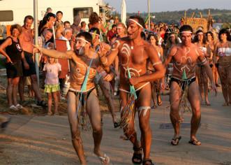 Od 27. srpnja do 3. kolovoza u Solarisu na Lanterni održava se tjedan karnevala