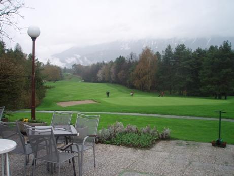 upoznavanje mjesta za golf