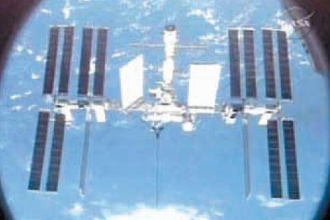 Svemirska postaja na našem nebu