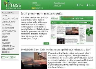 Odjava i najava novog istarskog news portala
