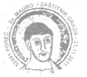 """P O Z I V –  Za predlaganje kandidata za Nagradu """"Sv. Mauro"""""""