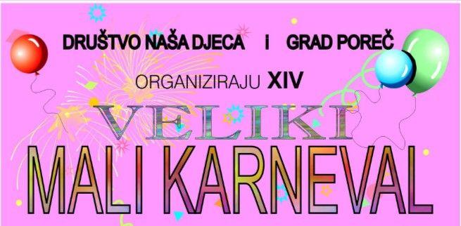 XIV. VELIKI MALI KARNEVAL 2011.
