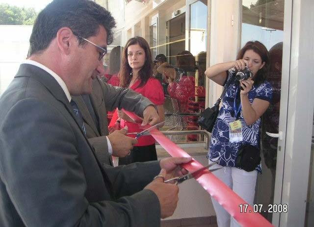 """""""Mercatorov"""" 102. market  u Poreču od 17. srpnja 2008. godine"""