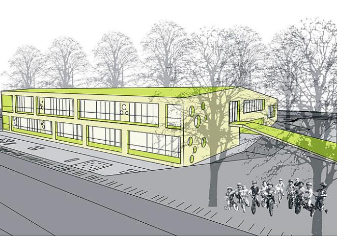 Rezultati natječaja za izradu Idejnog arhitektonskog rješenja Dječjeg vrtića i jaslica FINIDA