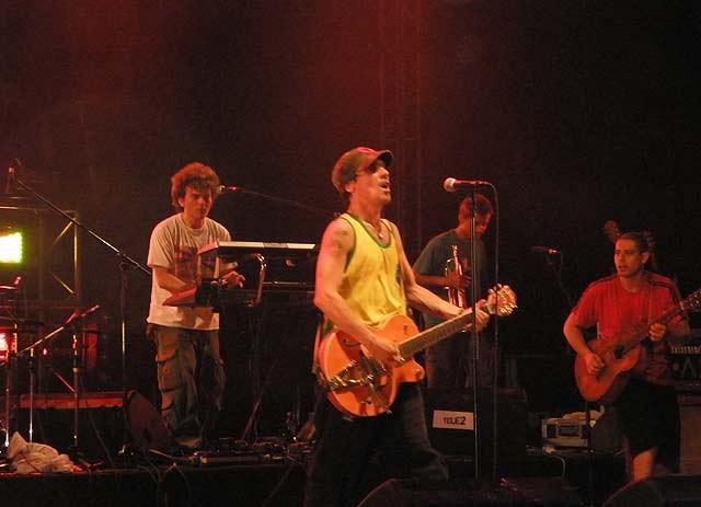 Još malo fotki sa koncerta Manu Chao u Areni