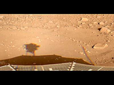 Pješaci na Marsu