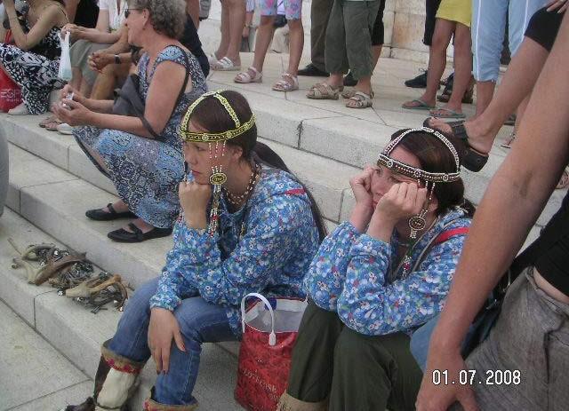 Poreč, turisti – prva polovica 2008. godine