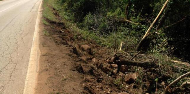 Baderna: Prevrnuo se šleper s 22 tone tereta