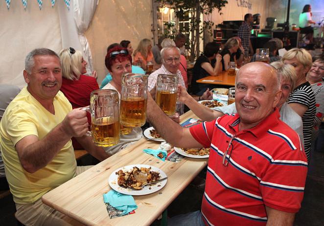 Oktoberfest by Valamar otvoren u pravom bavarskom stilu