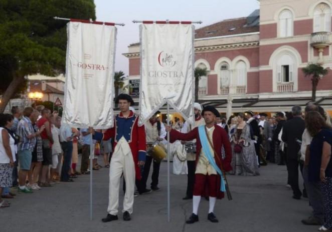 Giostra: Plemićka barokna raskoš na porečkim trgovima – danas na Giostri