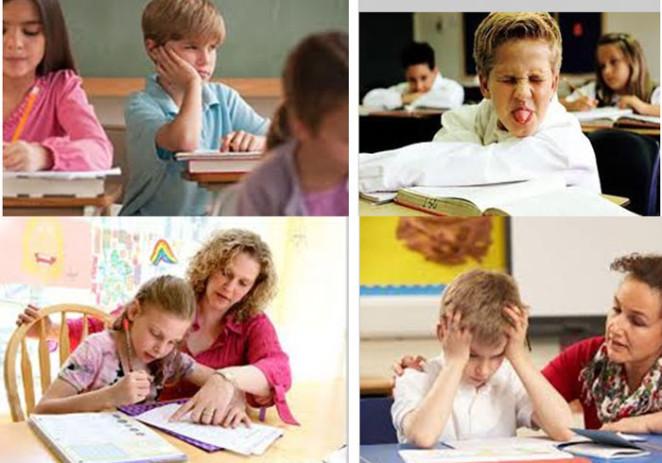Deficit pažnje/ hiperaktivni poremećaj (ADHD) kod djece (Zdravi grad, mentalno zdravlje)