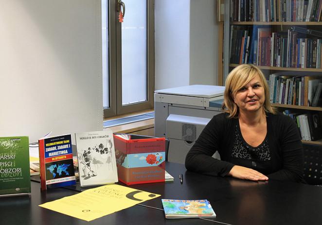 U Gradskoj knjižnici Poreč najavljen Mjesec hrvatske knjige