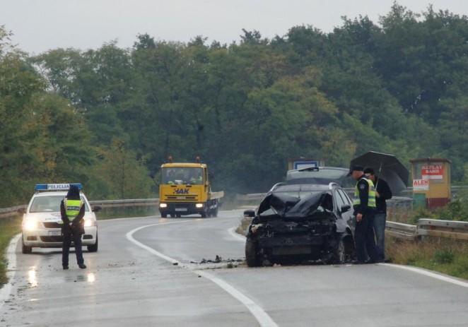 Nekoliko osoba ozlijeđeno u nesreći kod Bašića – u nesreći ozlijeđeni Pazinjan i Porečanka