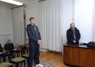 Suđenje Baldiju za pokušaj dizanja bankomata u zrak