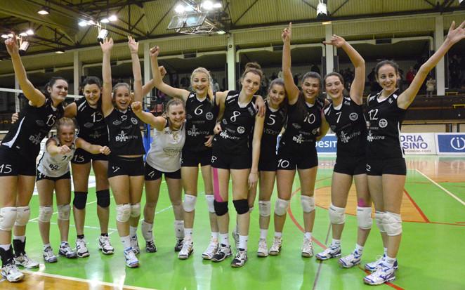 Povijesni rezultat: odbojkašice Poreča plasirale se među osam najboljih u Challenge Cupu