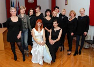 U Višnjanu održana modna revija unikatnog nakita